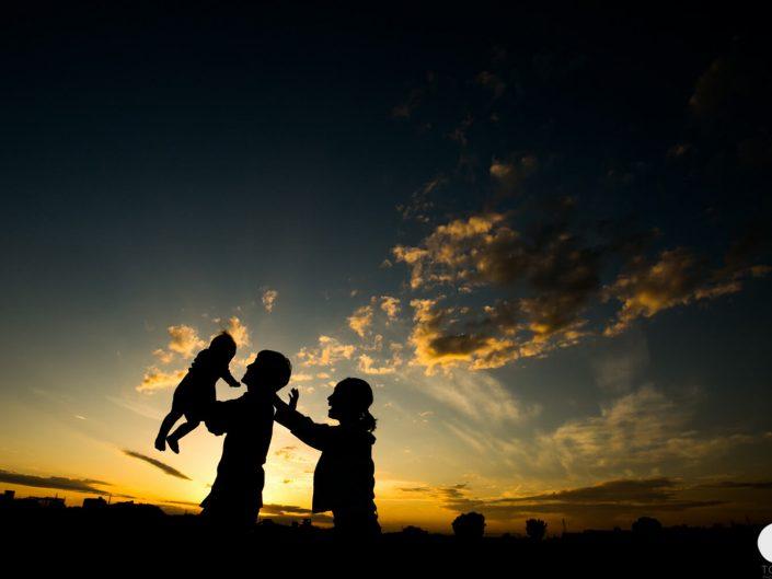【FAMILY-PHOTO】 - 秋の一歳記念 -