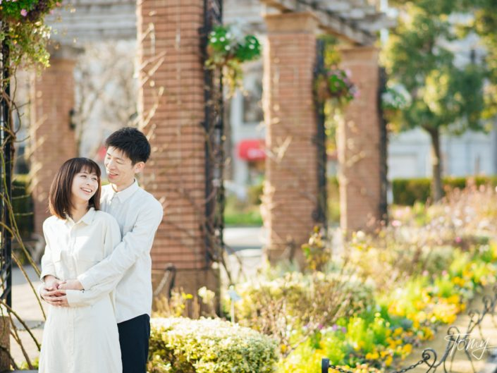 【ENGAGEMENT】 - YOKOHAMA -