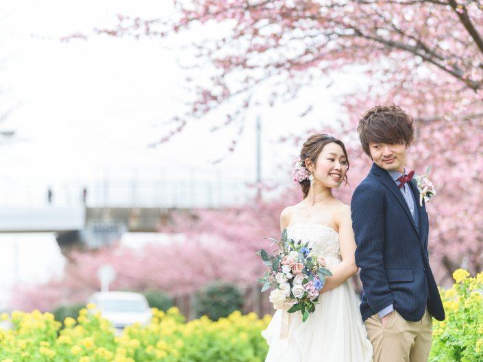 【PRE-WEDDING】 - SAKURA IRO -