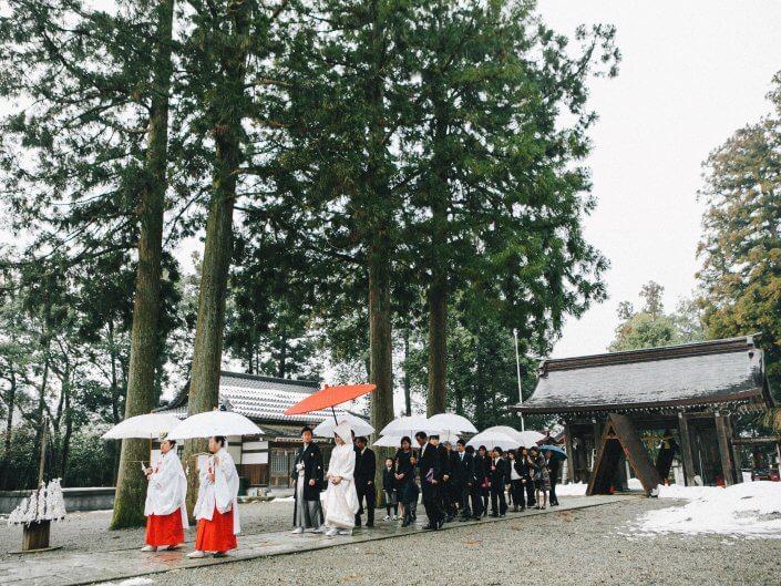 【WEDDING DAY】 - 故郷・富山での結婚式 -