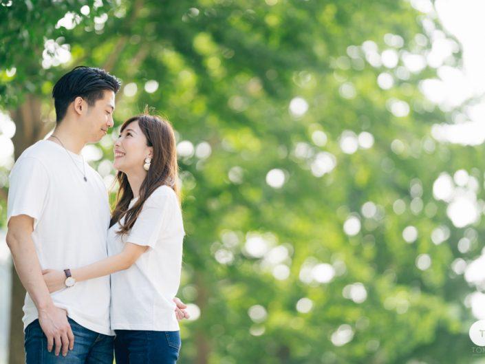 【エンゲージメントフォト】東京駅 / 丸の内・日比谷公園