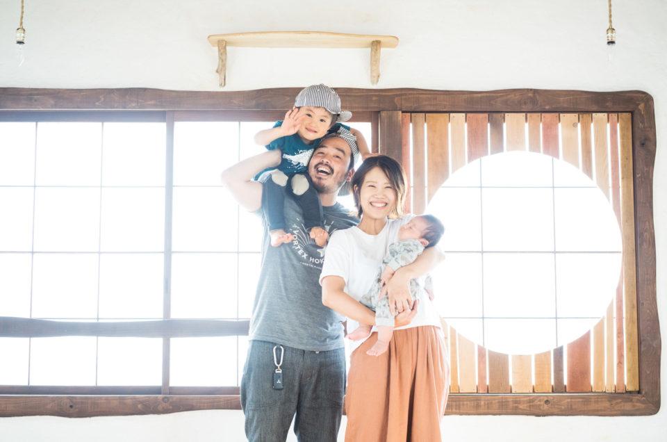 家族写真 – 北海道札幌市/ログ –